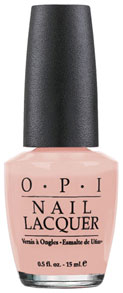 OPI Hopelessly In Love Eleven Fabulous Bridal Nailpolishes