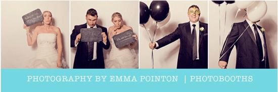 Photobooth emma pointon Friday Roundup