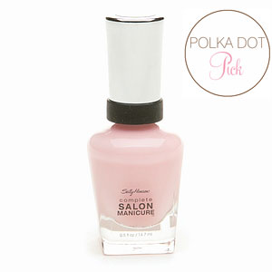 Sally Hansen Shall We Dance Eleven Fabulous Bridal Nailpolishes