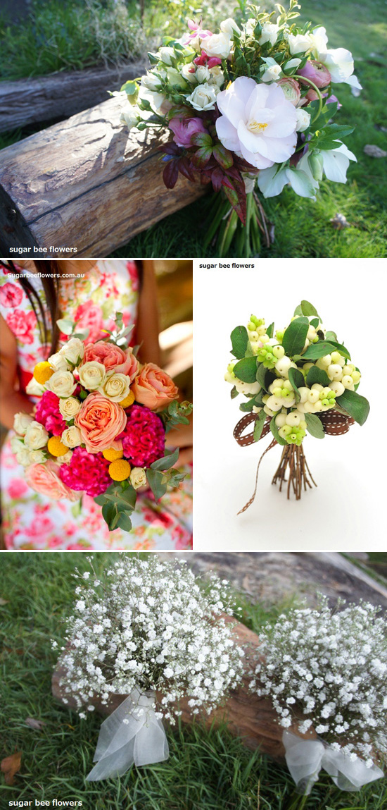 Sugar bee flowers melbourne florist Vendor of the Week Sugar Bee Flowers