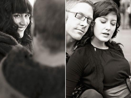 Urban Melbourne Engagement002 Sarah and Daves Urban Melbourne Engagement Shoot