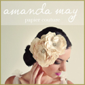 Amanda May Papier Couture Weddings banner