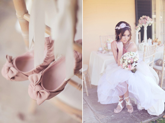 ballet wedding inspiration161 Ballet Wedding Inspiration