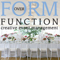 Form Over Function Bride banner