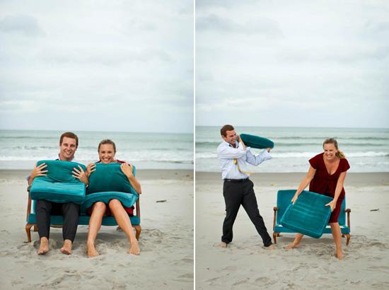nova zelândia praia engagement054 Emily e Jeremys Nova Zelândia Engagement Praia Tiro