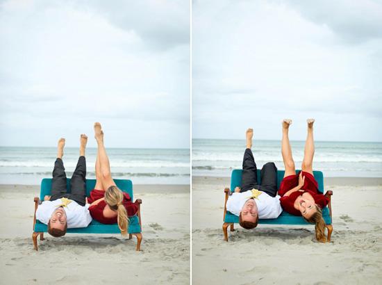 nova zelândia praia engagement057 Emily e Jeremys Nova Zelândia Engagement Praia Tiro