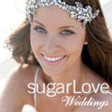 Sugar Love Weddings Bride banner