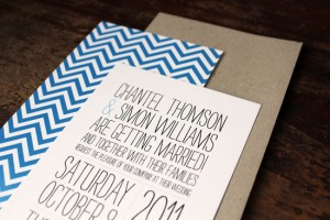 Chevron Wedding Inspiration006