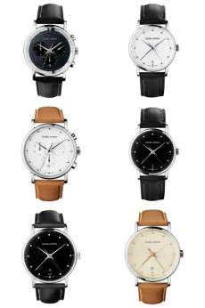 Georg Jensen Men Watches