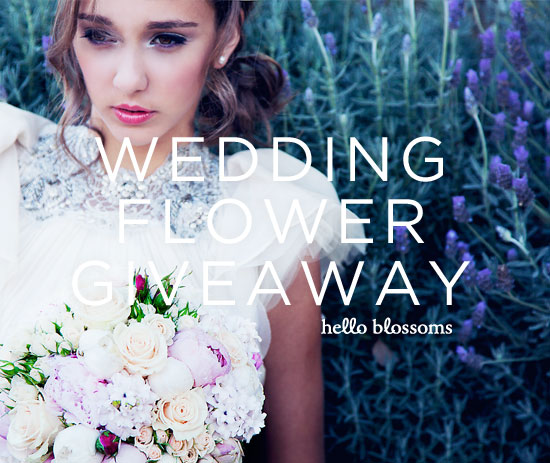 Hello Blossoms Comp Win a $500 Floristry Voucher From Hello Blossoms