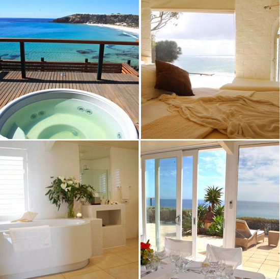 Kangaroo island Honeymoon Accomodation Luxurious Australian Honeymoon Accommodation