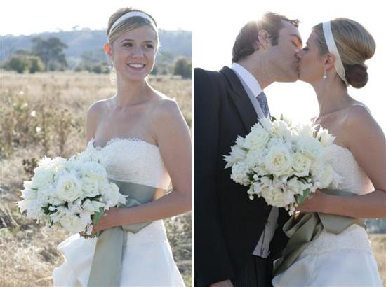 Sleek and stylish wedding hair Wedding Hair Inspiration Sleek And Stylish Up