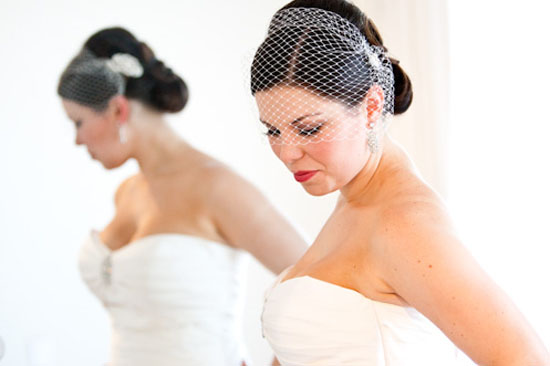 Stylish Wedding Hair1 Wedding Hair Inspiration Sleek And Stylish Up Dos