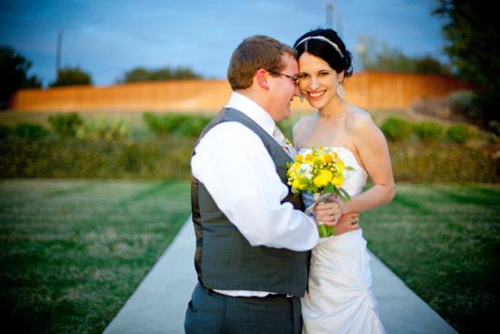 Sweet yellow austin wedding003 Amanda and Coreys Whimsical Austin Wedding
