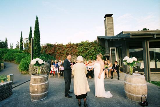linda nova zelândia wedding014 Angela e Subsídios Bonito Nova Zelândia casamento