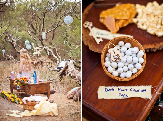bohemian wedding inspiration148 Beach Bohemian Wedding Inspiration