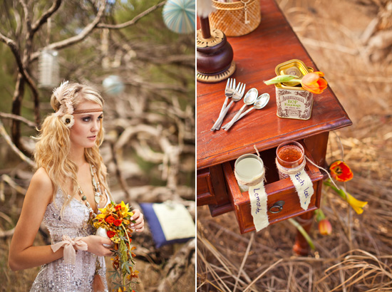 bohemian wedding inspiration150 Beach Bohemian Wedding Inspiration