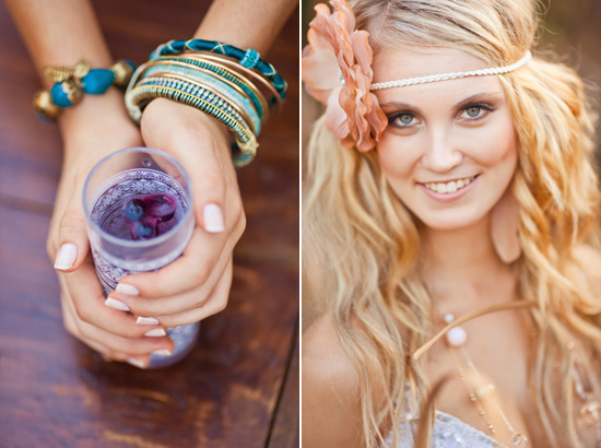 bohemian wedding inspiration159 Beach Bohemian Wedding Inspiration
