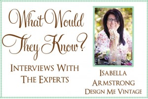 expert interview design me vintage
