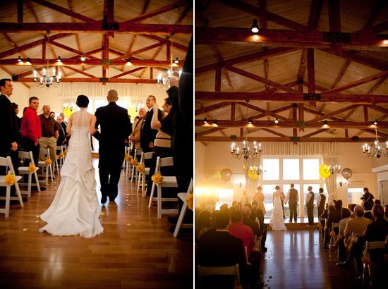 yellow austin wedding001 Amanda and Coreys Whimsical Austin Wedding