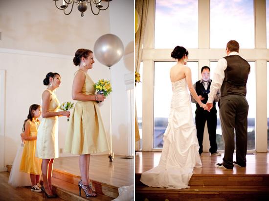 yellow austin wedding002 Amanda and Coreys Whimsical Austin Wedding