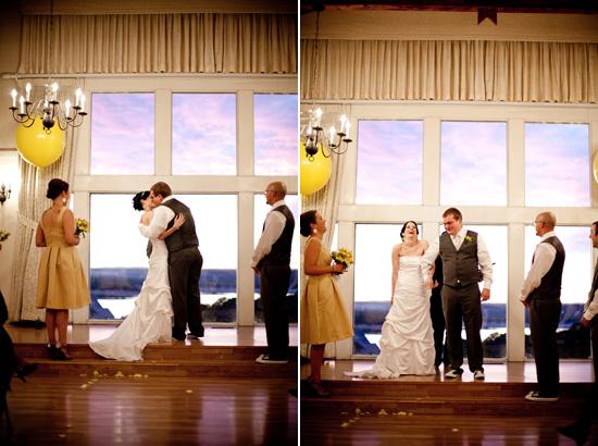 yellow austin wedding003 Amanda and Coreys Whimsical Austin Wedding