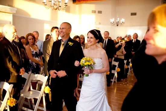 yellow austin wedding005 Amanda and Coreys Whimsical Austin Wedding