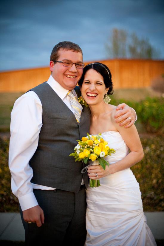 yellow austin wedding008 Amanda and Coreys Whimsical Austin Wedding
