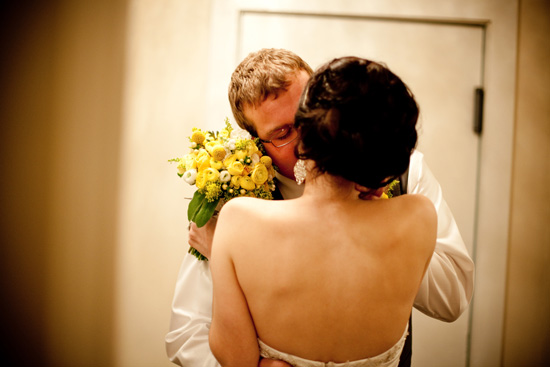 yellow austin wedding009 Amanda and Coreys Whimsical Austin Wedding
