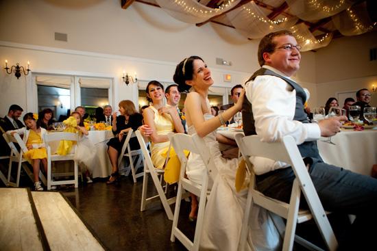 yellow austin wedding010 Amanda and Coreys Whimsical Austin Wedding