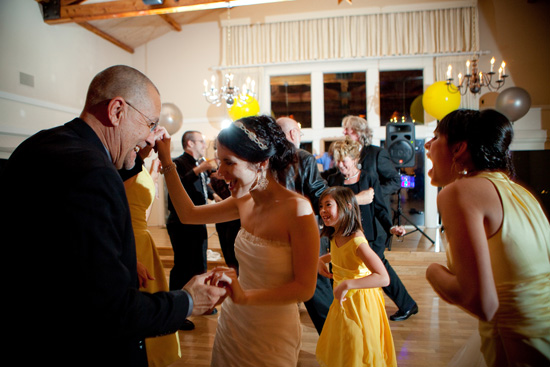 yellow austin wedding015 Amanda and Coreys Whimsical Austin Wedding