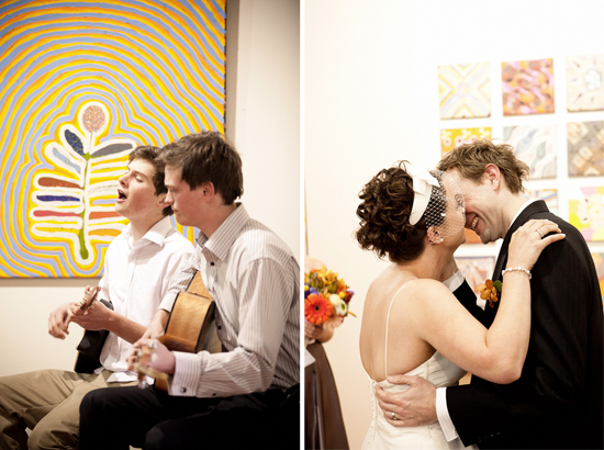 252 Hanna and Robs Art Gallery Wedding