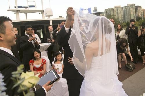 6054950314 321d7d75e2 Ricky and Annes Yacht Wedding