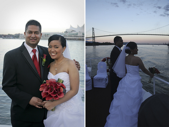 6060474009 da8e117b66 Ricky and Annes Yacht Wedding