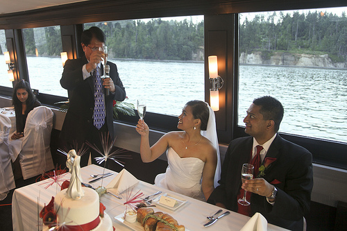 6060566287 1a0231e056 Ricky and Annes Yacht Wedding