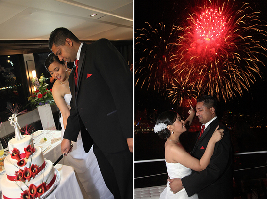 6060603335 679d241bc1 Ricky and Annes Yacht Wedding