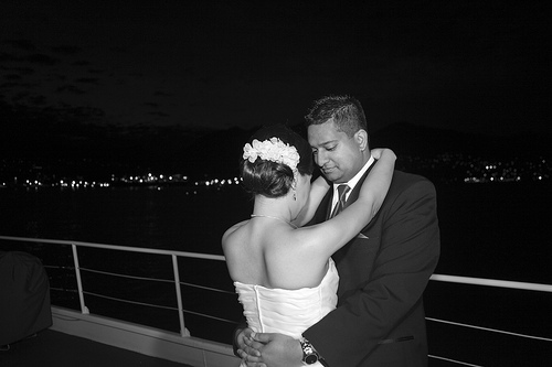 6060613941 f21248a784 Ricky and Annes Yacht Wedding