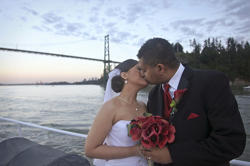 6061044514 e8f4ee0b4e Ricky and Annes Yacht Wedding