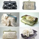 Custom Bridal Clutches