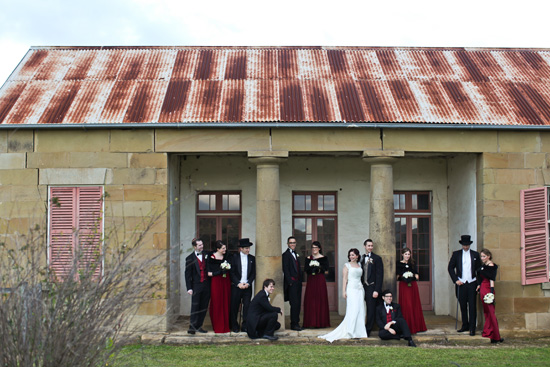 Winter Winery Wedding199 Sara and Davids Winter Winery Wedding