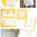 Yellow-Wedding-Invitations
