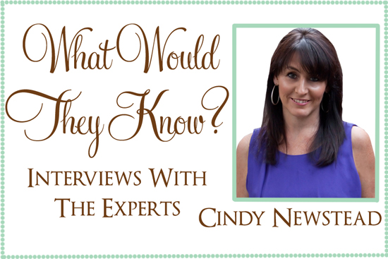 cindy newsetad stylist expert interview What Would They Know? Cindy Newstead of Cinz Style