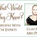clare press mrs press expert interview