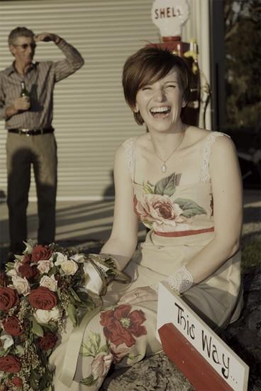 photos fun e1319708446290 A Florists Country Wedding Emma and Braden