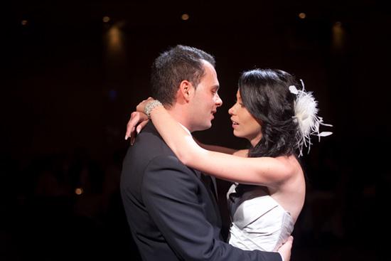 wedding first dance002 Polka Dot Bride Mixtape The First Dance