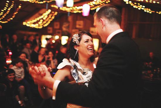wedding first dance006 Polka Dot Bride Mixtape The First Dance
