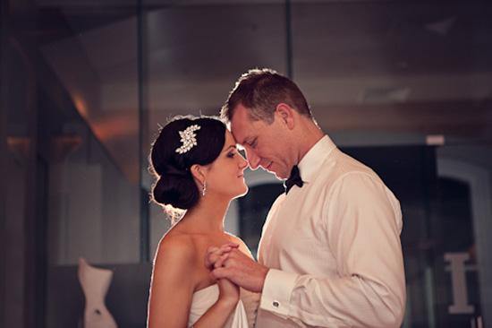 wedding first dance014 Polka Dot Bride Mixtape The First Dance