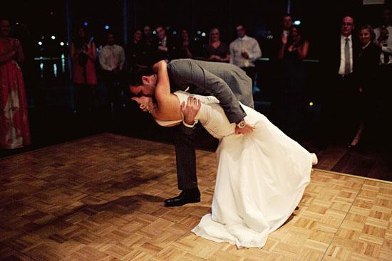 wedding first dance016 Polka Dot Bride Mixtape The First Dance