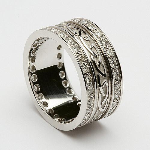 wedding ring celtic dress