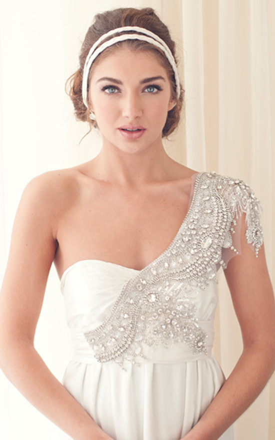 Anna Campbell Anna Campbell 2012 Bridal Collection